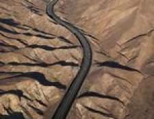 Características das terras califórnia