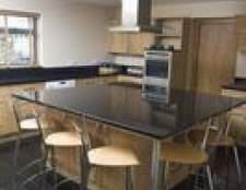 Posso usar um gabinete para fazer uma ilha de cozinha?