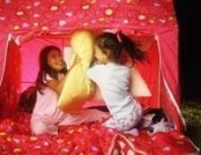 Ideias do partido de descanso para meninas