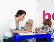 Lista de verificação de observação em sala de aula para uma pré-escolar head start