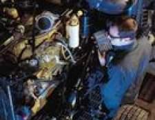 Cummins 555 especificações do motor