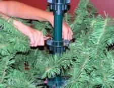 Como chegar a colocar-se uma árvore artificial martha stewart