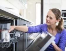 Classificações de máquina de lavar louça de decibéis