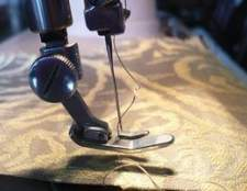 solução de problemas de máquina de costura DIY
