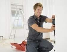 DIY: Rendição parede