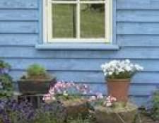 Cores janela exterior
