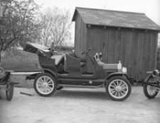 Carros famosos da década de 1920