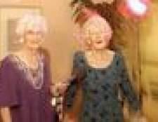 Atividades da igreja do divertimento para os idosos