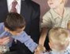 As atividades infantis para apreciação do pastor