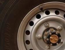 Gm hub roda com especificações de torque