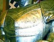 armadura caseiro