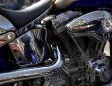 Como faço para mudar o óleo glide super-Dyna em uma Harley Davidson 2005?
