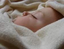 Como faço para virar um bebê para regular o sono?