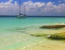 Como faço para começar a partir de Cancún para Cozumel?