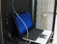 Como faço para configurar um servidor de rede do cliente?