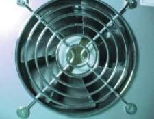 Como faço para conectar uma caixa ventilador 3 velocidade?