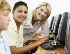 Como os professores se beneficiar de computadores em sala de aula?