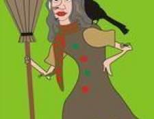 Como aplicar velha bruxa halloween maquiagem