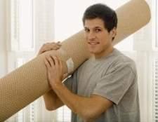 Como anexar tapete para um piso de concreto