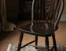 Como anexar pernas da cadeira