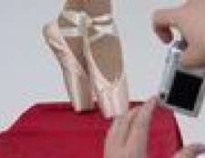 Como a audição para o American Ballet Theater