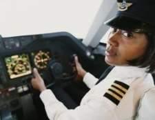 Como se tornar um piloto de avião da fedex