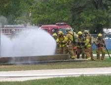 Como se tornar um bombeiro em Maryland