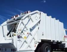 Como se tornar um motorista de caminhão de lixo em illinois
