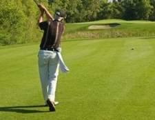 Como se tornar um profissional cabeça do golfe