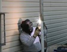 Como se tornar soldador licenciado em Virgínia