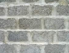 Como construir uma base de blocos de concreto