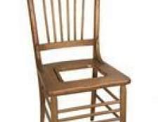 Como construir uma cadeira de madeira de jantar