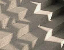 Como construir uma grade de mão em medidas concretas exteriores