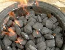 Como construir um pit fumante fogo