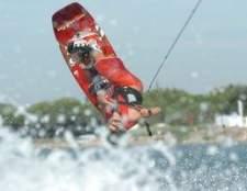 Como construir uma rampa wakeboard