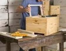 Como construir uma caixa de madeira