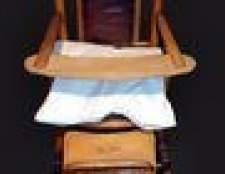 Como construir uma cadeira de madeira