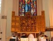 Como construir altares da igreja