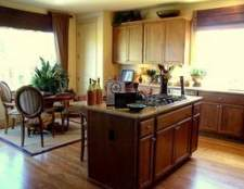 Como construir armários de cozinha superiores