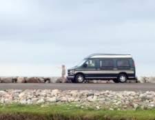 Como comprar uma van de conversão utilizada