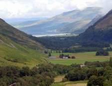 Como comprar terras na Escócia