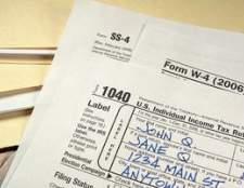 Como calcular uma taxa de imposto federal