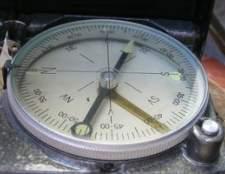 Como calcular a elevação e azimute