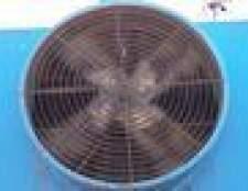 Como calcular a potência do ventilador