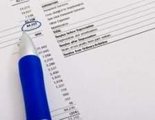 Como calcular a receita de despesas e receitas