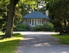 Como mudar uma casa exterior contemporâneo para um estilo de casa de campo