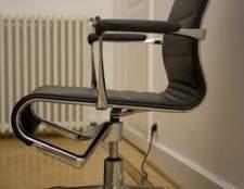 Como escolher uma cadeira ergonómica