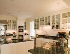 Como escolher cores para balcões de cozinha e armários