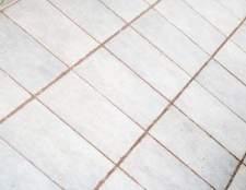 Como escolher as cores de rejunte para azulejos de cerâmica
