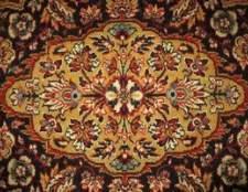 Como limpar 100 por cento tapete de lã